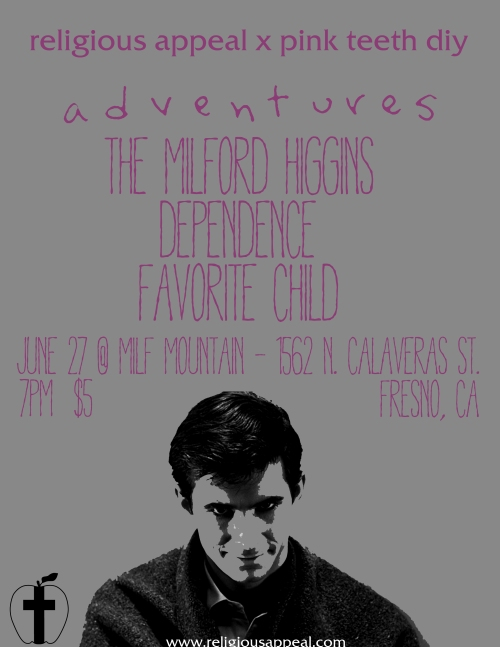 TONIGHT: Adventures at Milf Mountain