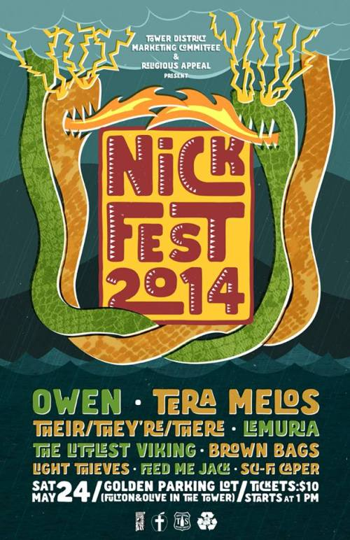 TODAY: NICKFEST 2014